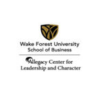 Allegacy Center for Leadership and Character ~ Wake Forest School of Business